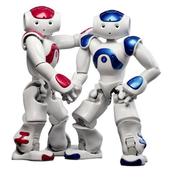 Atelier aldebaran l 39 entreprise de robotique vous accueille issy exp - Robot qui chauffe et mixe ...
